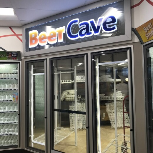 Image of a Beer Cave